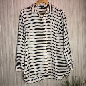 TALBOTS button down shirt size S